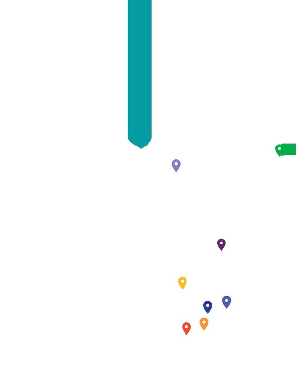 Plenty Stockists Map